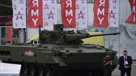 المدفع الأوتوماتيكي عيار 57 ملم قاتل الدرونات
