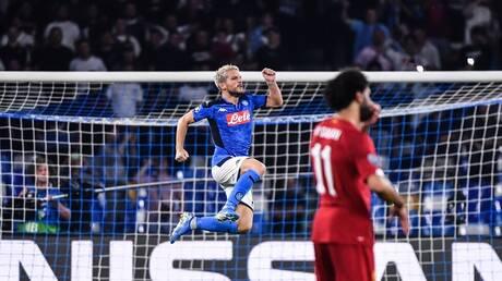 شاهد.. ليفربول يسقط على ملعب
