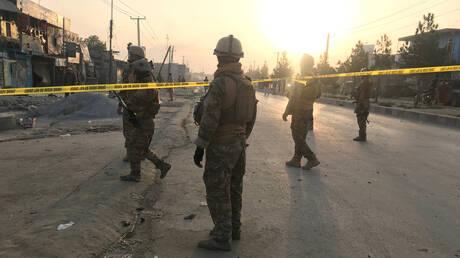"""40 قتيلا جراء تفجير انتحاري أمام مستشفى جنوب أفغانستان و""""طالبان"""" تتبنى"""