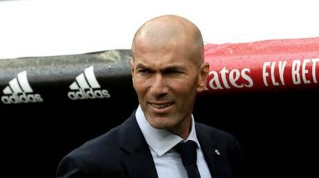 تقارير: رئيس ريال مدريد يعثر على خليفة زيدان