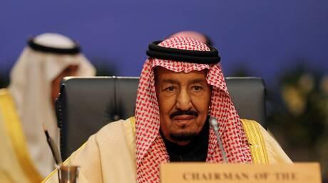 العاهل السعودي يفتتح مطار الملك عبد العزيز الدولي الجديد