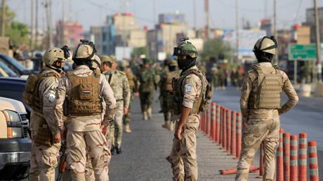"""إحباط عملية تسلل لـ""""داعش"""" جنوبي الموصل"""