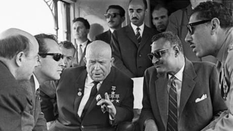 هدى عبد الناصر: والدي رفض طلب السوفييت إنشاء قواعد في مصر