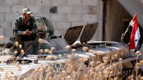 المبعوث الصيني: الحكومة السورية باتت تمسك بزمام الأمور