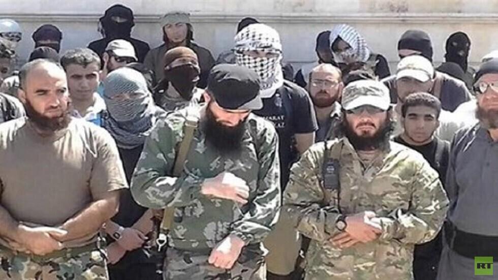 الإرهابيون الأجانب الذين توافدوا على سوريا أكثر من 170 ألفا