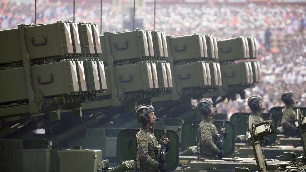 ما الجديد في العرض العسكري الصيني؟