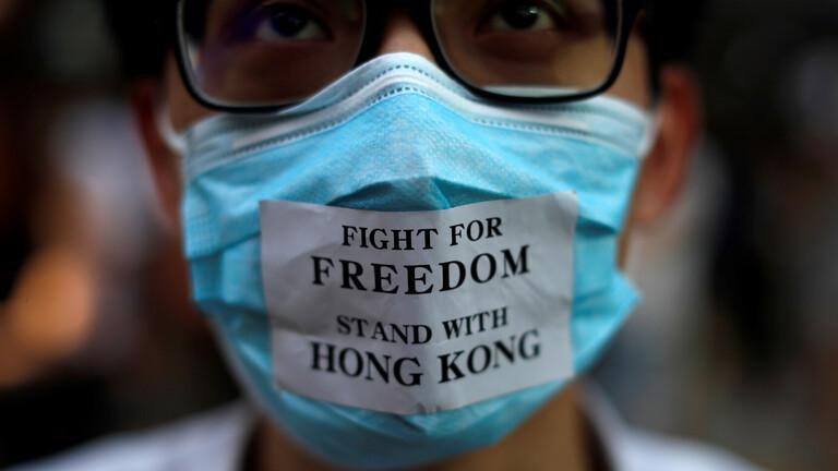 هونغ كونغ.. حرب الأقنعة!