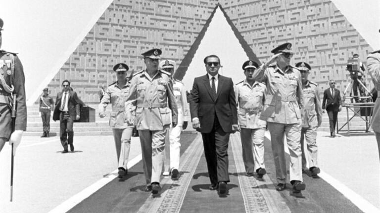 مصر.. مبارك يظهر لأول مرة منذ عام 2011 للحديث عن حرب أكتوبر 1973 (فيديو)