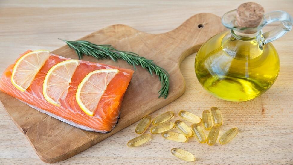 تناول زيت السمك يوميا يقلل من خطر الإصابة بالنوبات القلبية القاتلة