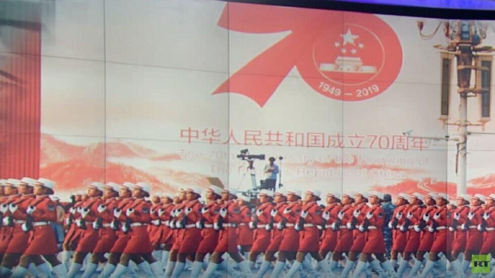 بكين: لن يستطيع أحد وقف تطورنا