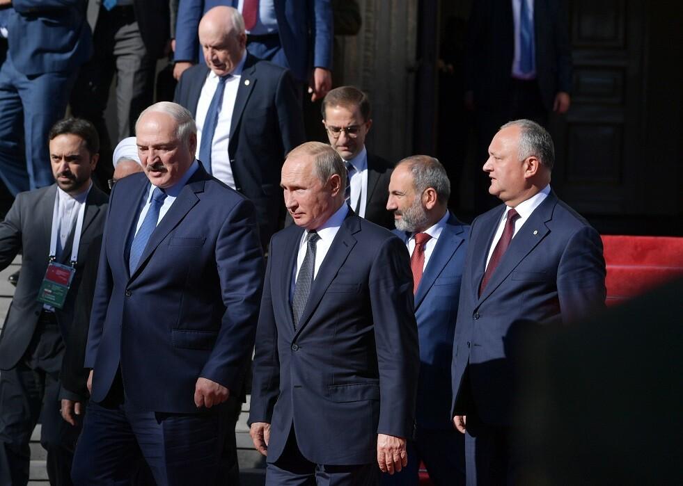 بوتين: الاتحاد الاقتصادي الأوراسي يوسع جغرافيا التعاون