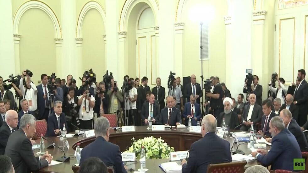 مباحثات روسية إيرانية بالعاصمة الأرمينية