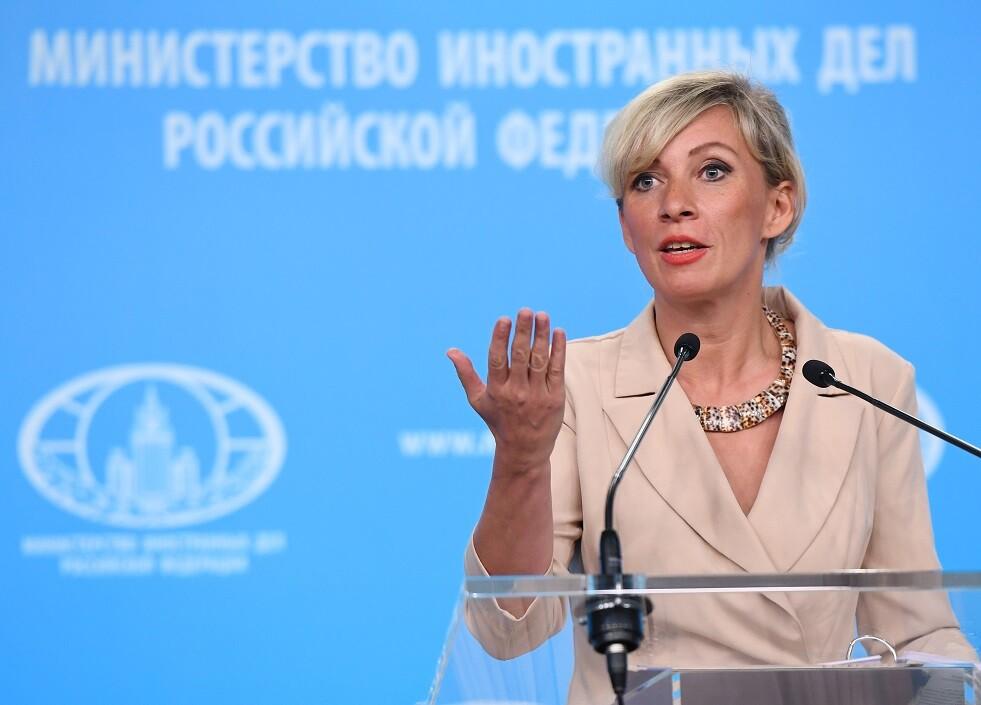 موسكو تقيم بشكل إيجابي نتائج مجموعة الاتصال الخاصة بدونباس
