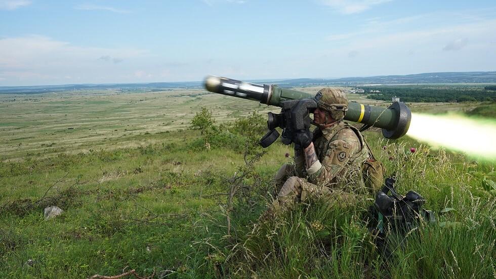 السلطات الأمريكية تصادق على توريد صواريخ مضادة للدروع لأوكرانيا