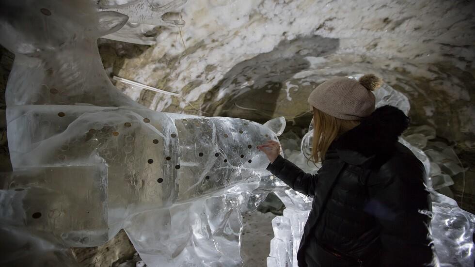 متحف الجليد الأزلي