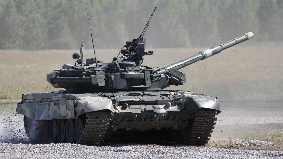 روسيا تعدل دبابات T-80 الشهيرة