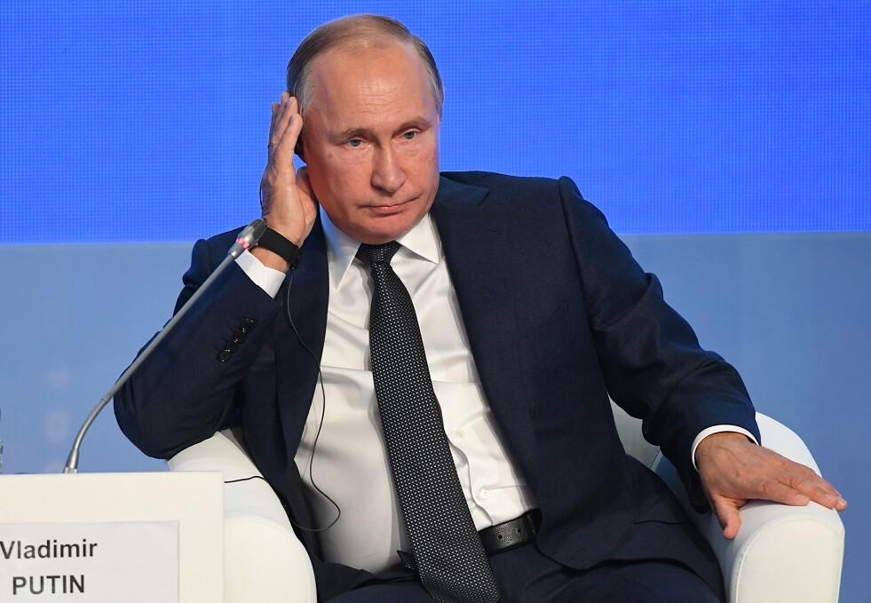 مزحة بوتين حول التدخل في الانتخابات الأمريكية تلقى صدى جديا بواشنطن