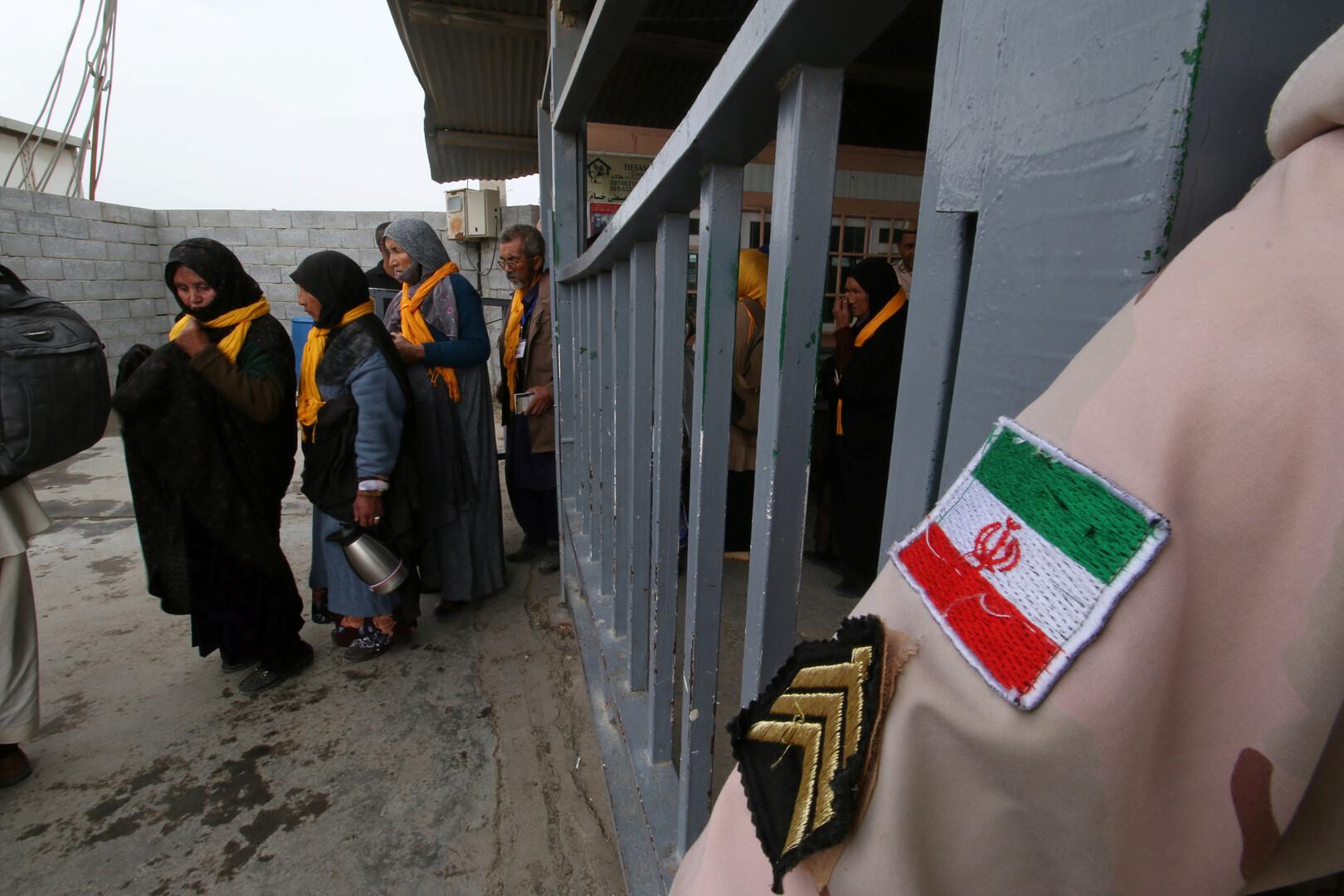 إيران تغلق معبرين حدوديين مع العراق بسبب الأوضاع الأمنية