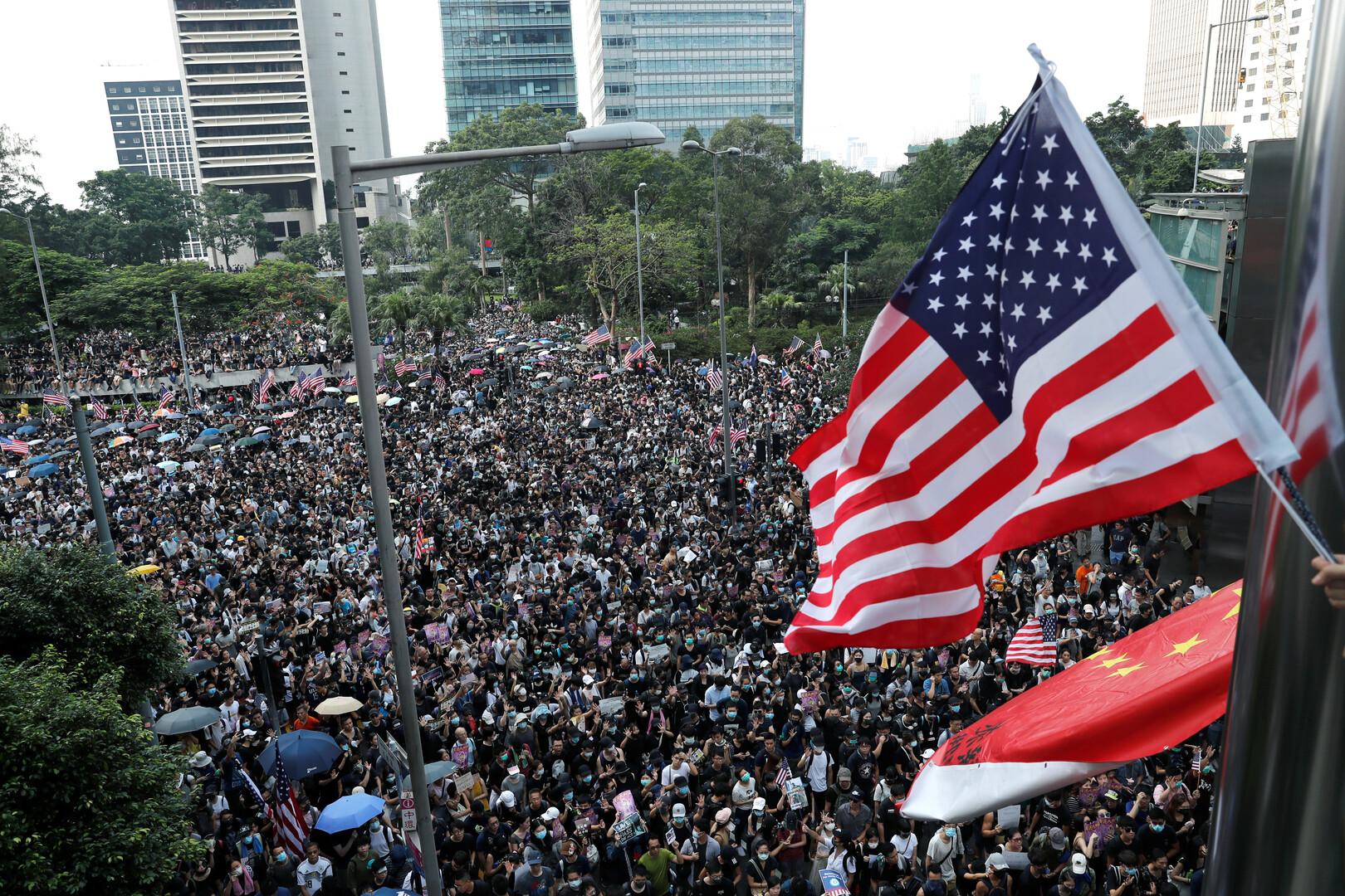 محاولة انقلاب في الولايات المتحدة؟