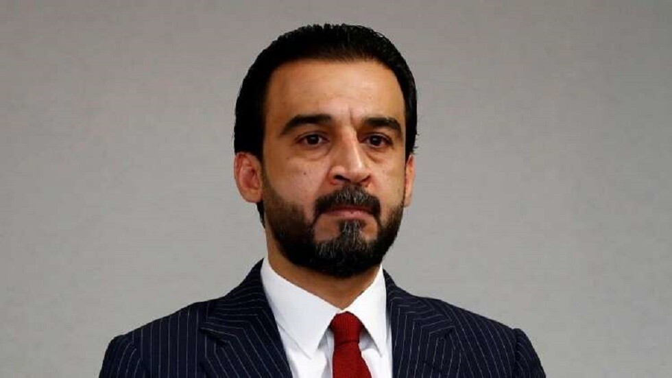 العراق.. الحلبوسي يدعو ممثلين عن المتظاهرين للحضور إلى البرلمان لبحث مطالبهم