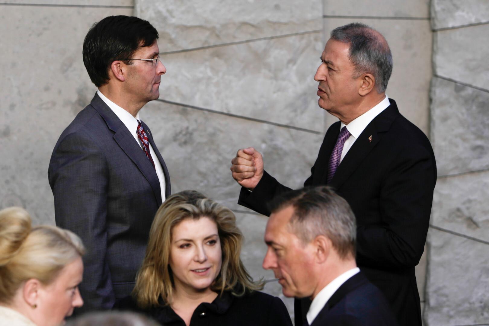 المعارضة السورية المتحالفة مع تركيا تتعهد بدعم أي عملية عسكرية ستشنها أنقرة شرق الفرات