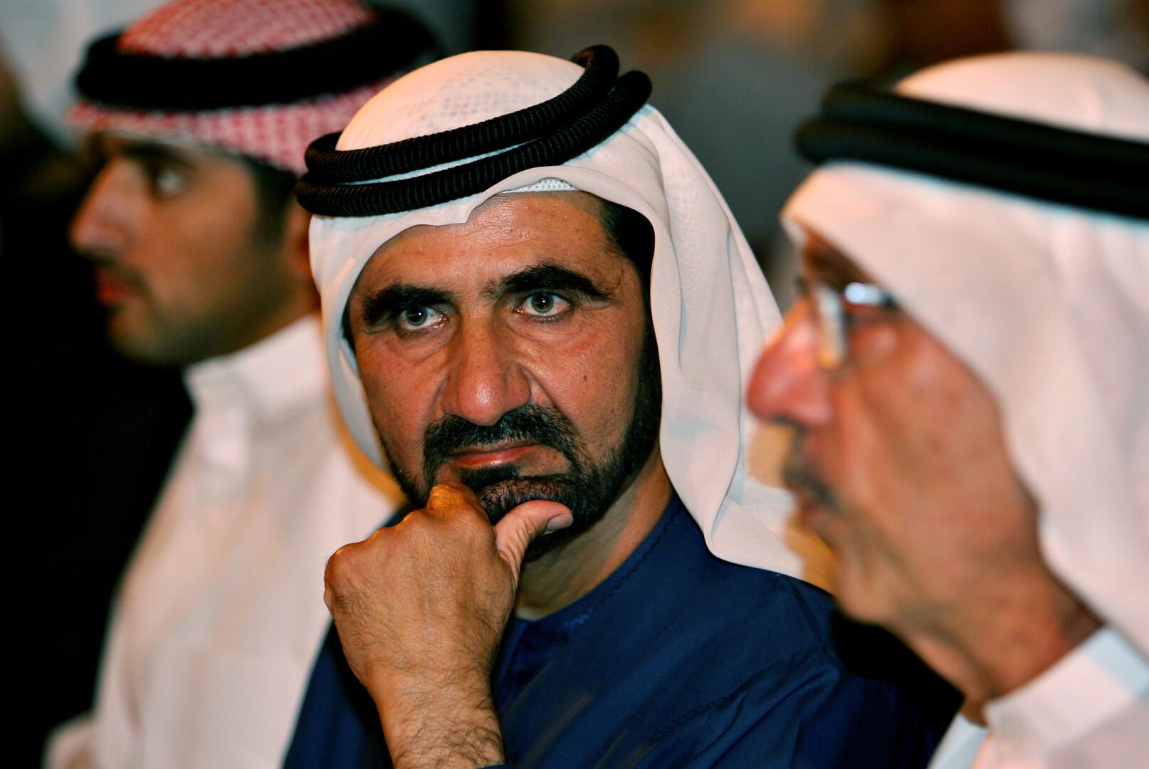 محمد بن راشد: متفائلون بالطريق الجديد الذي فتحناه لأجيالنا نحو الفضاء