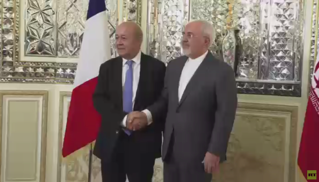 باريس: أمام طهران وواشنطن شهر لبدء حوار