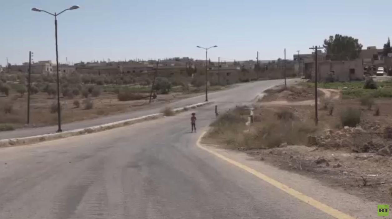 مشكلة الألغام والعبوات الناسفة بريف حمص