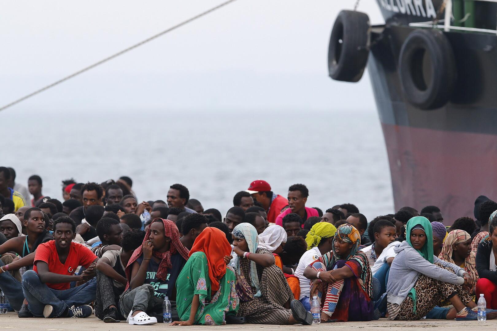 يشمل 13 دولة.. إيطاليا تصدر مرسوما لإعادة المهاجرين إلى بلدانهم