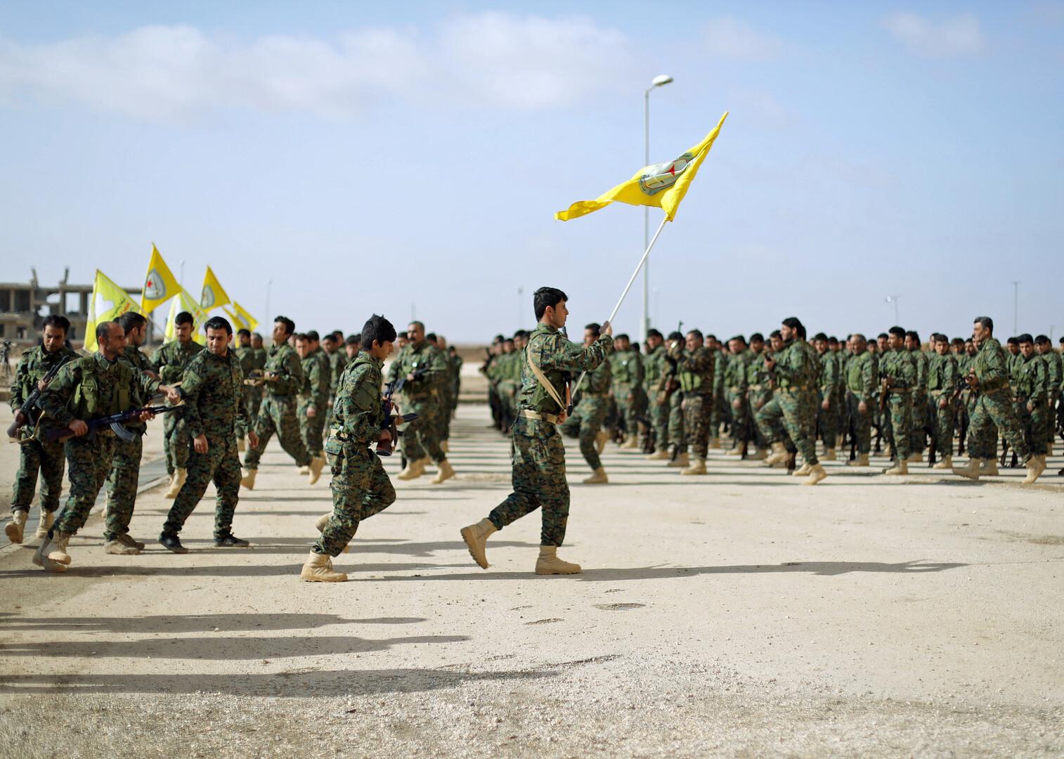 قوات سوريا الديمقراطية: سنحول أي هجوم تركي إلى حرب شاملة على الحدود