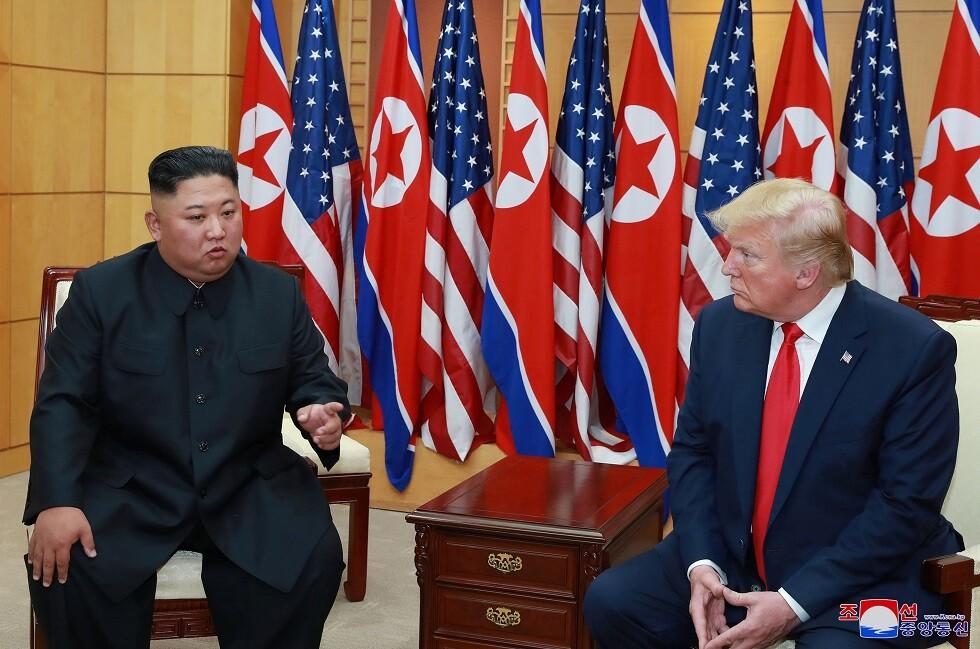 واشنطن تعرب عن أملها بتحقيق تقدم في المحادثات مع كوريا الشمالية