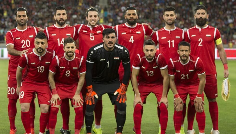 عودة خريبين لتشكيلة منتخب سوريا أمام المالديف وغوام