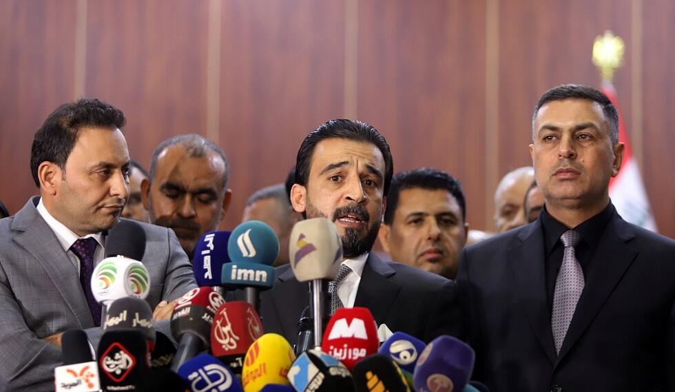 العراق.. الحلبوسي يوصي بإيقاف إزالة التجاوزات فورا وإلغاء عمل مجالس المحافظات