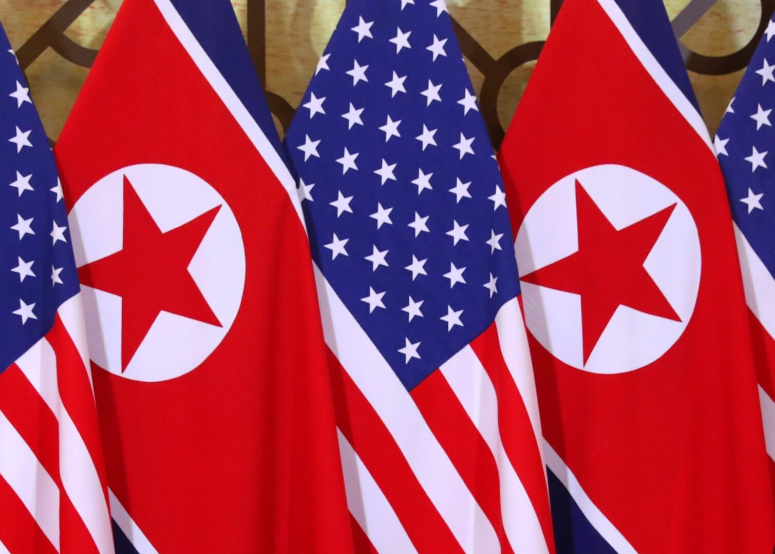 الولايات المتحدة: أجرينا مفاوضات جيدة مع كوريا الشمالية وتعليقها لا يعكس روح المناقشة