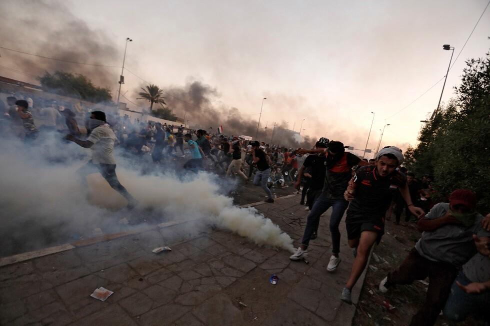 العراق.. 19 قتيلا حصيلة مظاهرات السبت ومجموع الضحايا تجاوز الـ 100