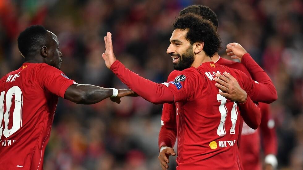 ليفربول يحتفي بإنجازات ماني وهدفه الرائع في ليلة إصابة صلاح (فيديو)