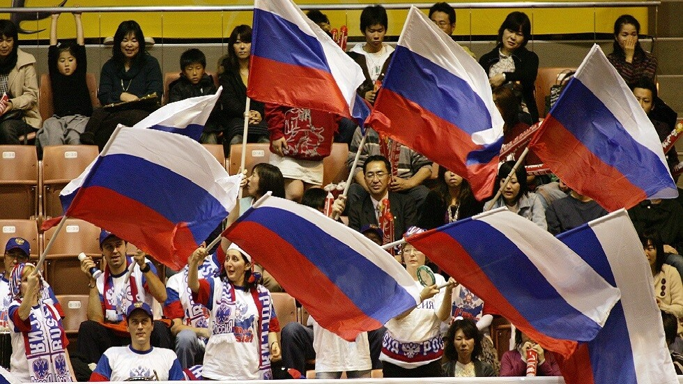 روسيا تتغلب على مصر في مونديال كرة الطائرة
