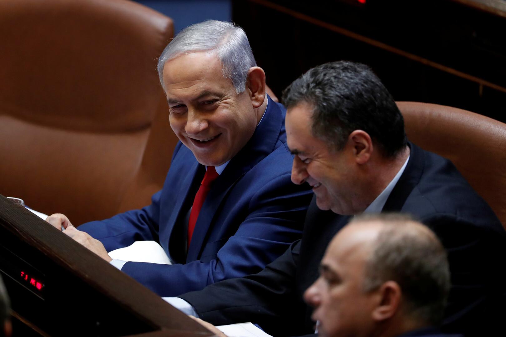 إسرائيل تؤكد رسميا طرحها مبادرة