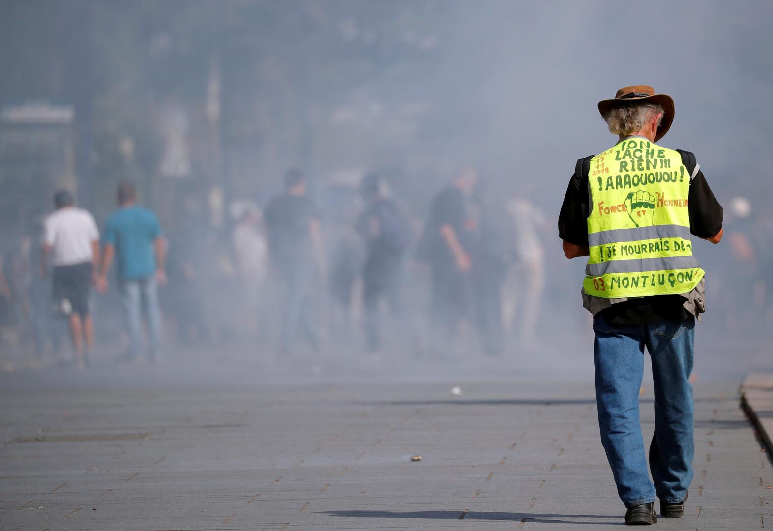اعتقالات في مدن فرنسية خلال تظاهرات لـ