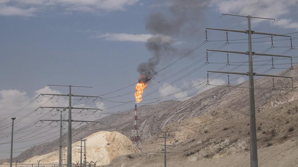 نتيجة بحث الصور عن شركة البترول الوطنية الصينية تنسحب من تطوير حقل غازي ضخم في إيران