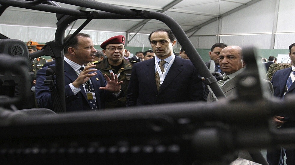 جمال مبارك - أرشيف