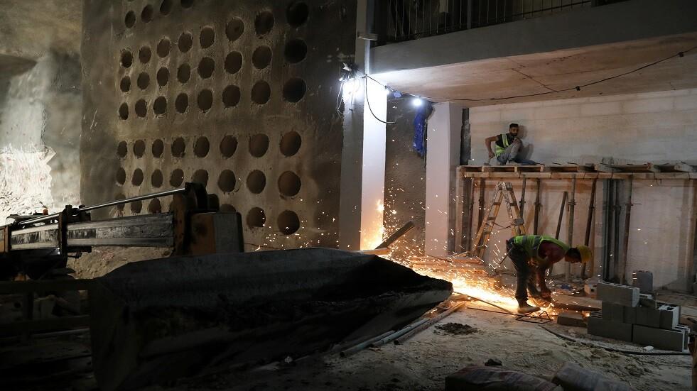 إسرائيل تبني مقبرة كبيرة تحت الأرض في القدس فيها 23 ألف غرفة دفن مخصصة لليهود فقط