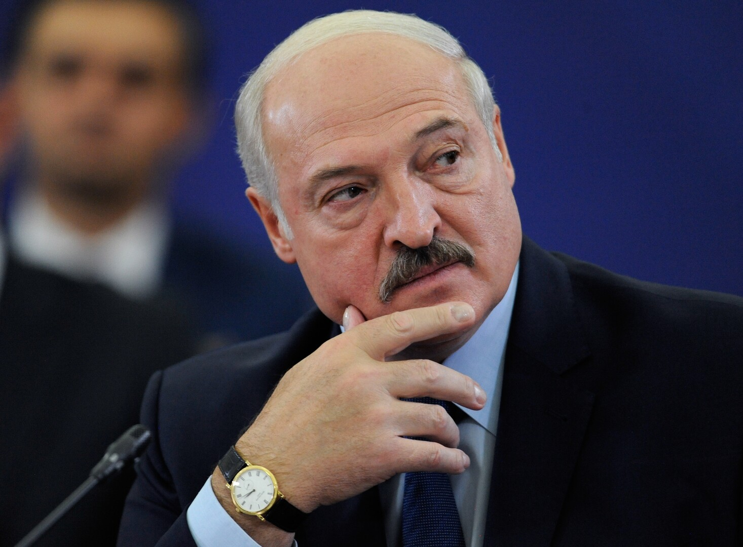 رئيس بيلاروسيا: عاقبت ابني البكر فاستقام الأوسط والأصغر!