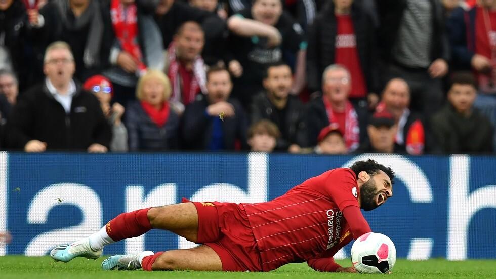 بشرى سارة لجماهير ليفربول بشأن إصابة محمد صلاح