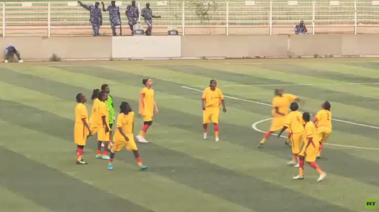 أول دوري كرة قدم للسيدات يبدأ في السودان