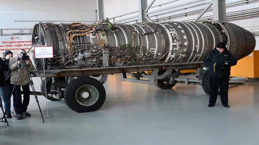 طائرة استراتيجية روسية مطورة تزود بمحرك جديد