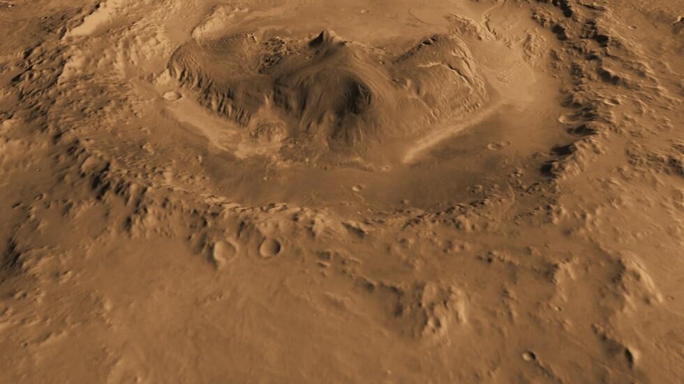 العلماء الروس: لا أثر لغاز الميثان في المريخ