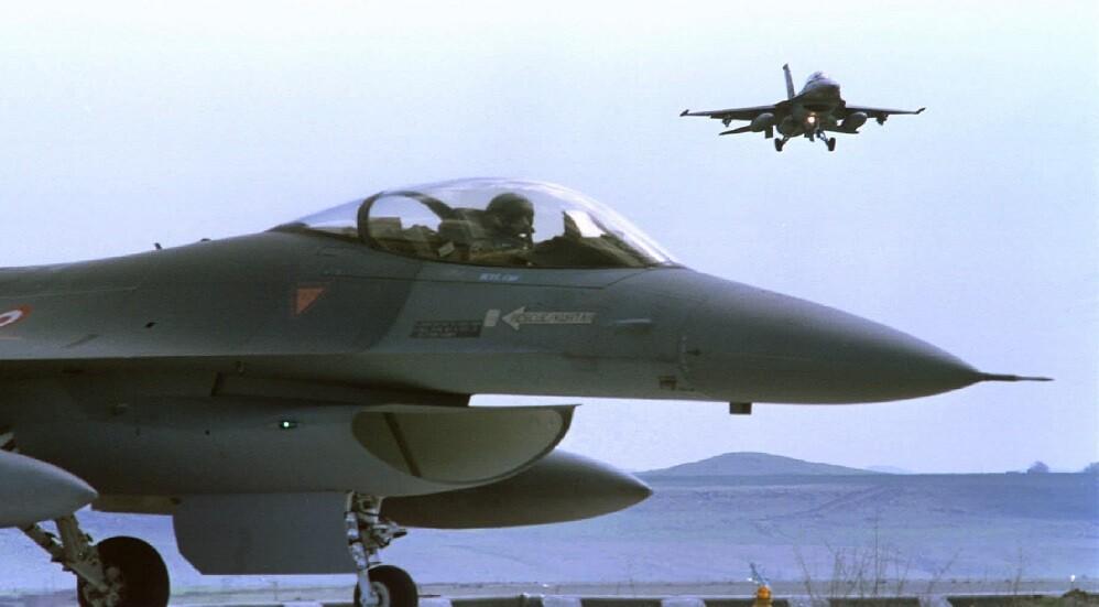 سلاح الجو التركي
