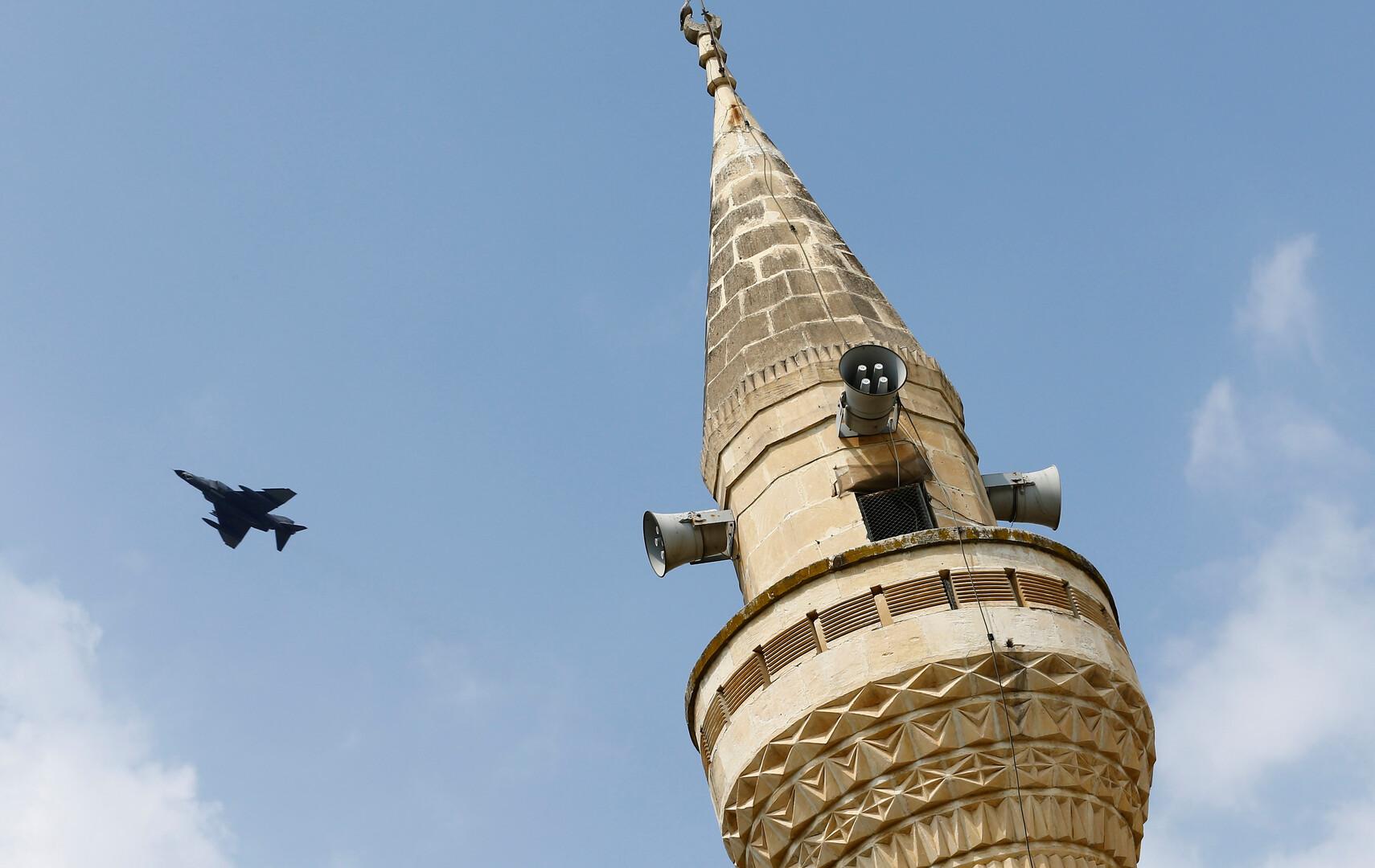 مقاتلات تركية تحيد 9 إرهابيين شمالي العراق