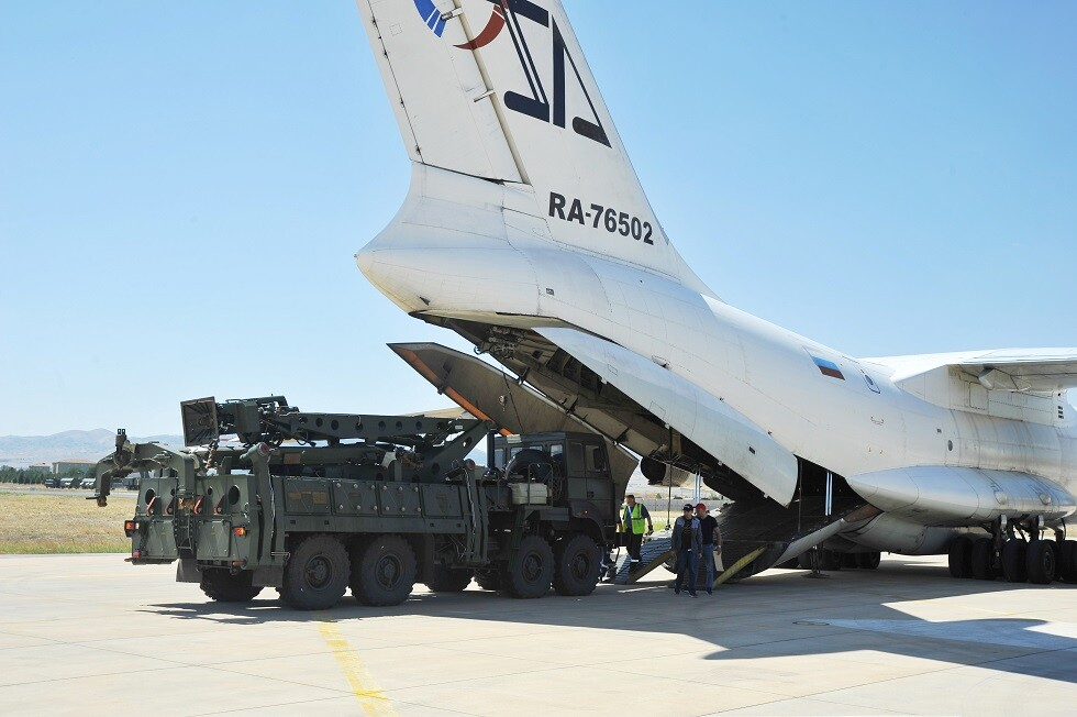 إس-400 ساعدت أردوغان في طرد الأمريكيين من شمال سوريا
